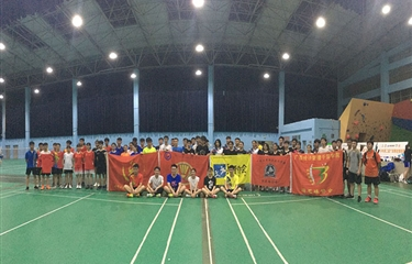 【学院羽毛球协会】高校羽毛球协会联谊活动圆满结束