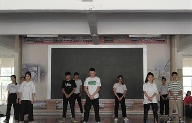 【团学活动】学院大学生艺术团2019年首届艺术成果展彩排圆满结束